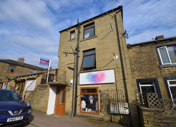 Thumbnail 1 bed flat for sale in Back Clough, Northowram, Halifax