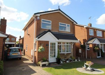Thumbnail 3 bed detached house for sale in Argyle Close, Warsop, Mansfield
