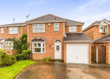 Thumbnail 4 bed detached house for sale in Long Field Drive, Edenthorpe, Doncaster