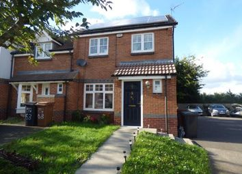 Thumbnail 3 bed end terrace house for sale in Nene Place, Stoneyhurst Mews, Northampton, Northamptonshire