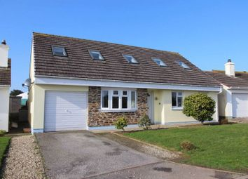 Thumbnail 6 bed detached bungalow for sale in Place Parc, Newquay