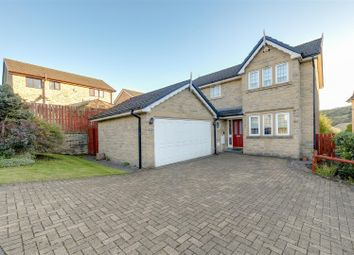 Thumbnail 4 bed detached house for sale in Hollin Way, Reedsholme, Rossendale