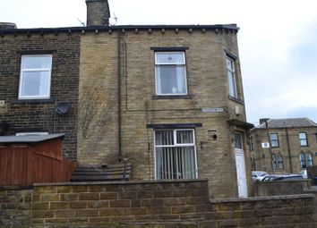 Thumbnail End terrace house to rent in Albert Road, Queensbury, Bradford