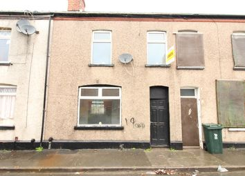 Thumbnail 4 bed terraced house for sale in Potter Street, Newport