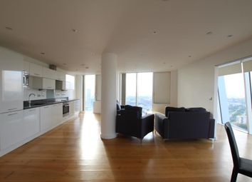 Thumbnail 2 bedroom flat to rent in Halo Tower, 158 High Street, Stratford