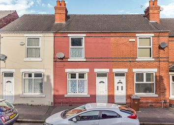 Thumbnail 2 bed terraced house for sale in Wordsworth Road, Nottingham