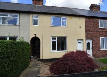 Thumbnail 2 bed terraced house for sale in Landsdown Grove, Long Eaton, Nottingham