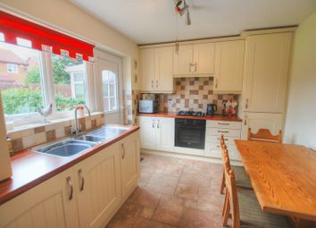 Thumbnail 2 bedroom semi-detached house for sale in Inglewood Close, Chase Farm Estate, Blyth