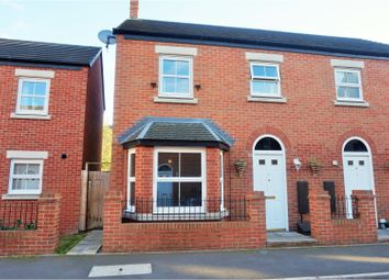 Thumbnail 3 bedroom semi-detached house for sale in The Nettlefolds, Hadley Telford