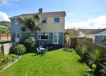 Thumbnail 3 bed semi-detached house for sale in Tresdale Parc, Connor Downs, Hayle, Cornwall