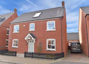 4 bed detached house for sale in Reg Partridge Close, Duston, Northampton NN5