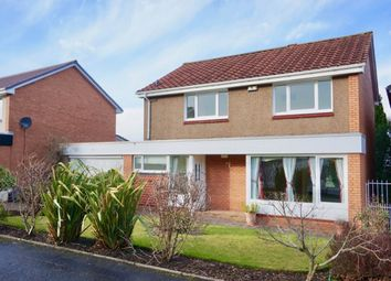 Thumbnail 4 bedroom detached house to rent in Curriehill Castle Drive, Balerno, Midlothian