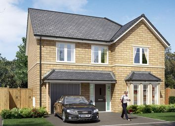 "Thumbnail 4 bed detached house for sale in ""The Norbury"" at Bar Lane, Wakefield"