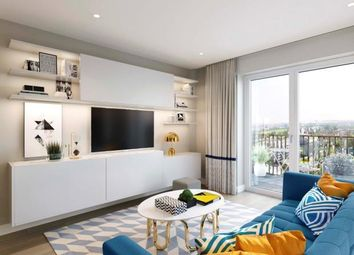 Thumbnail 2 bed flat for sale in Lincoln, White City Living, White City