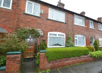 Thumbnail 3 bed terraced house for sale in Merton Road, Prestwich, Manchester