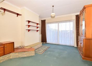 Thumbnail 3 bed semi-detached house for sale in Clarendon Gardens, Dartford, Kent