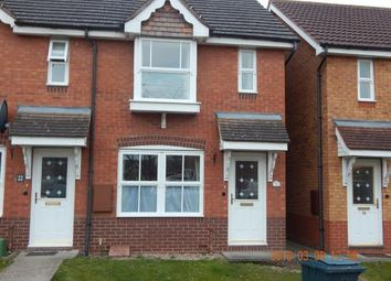 Thumbnail 2 bed terraced house to rent in Farran Grove, Shrewsbury, Shropshire