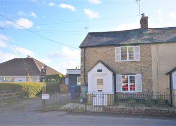Thumbnail 3 bed cottage for sale in Bay Road, Gillingham