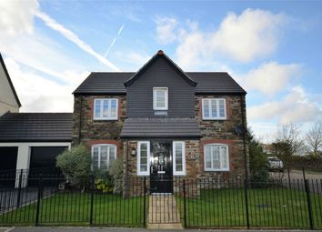 Thumbnail 4 bed semi-detached house for sale in Truthan View, Trispen, Truro, Cornwall