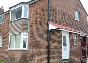Thumbnail 2 bed maisonette to rent in Church Avenue, Bickershaw, Wigan