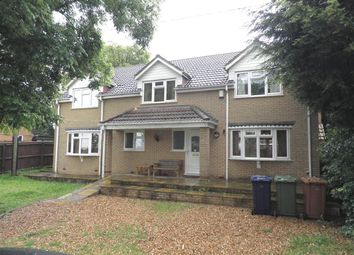Thumbnail 4 bedroom detached house to rent in Sixteen Foot Bank, Stonea, March