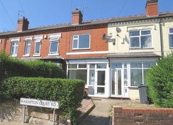 Thumbnail 3 bed property to rent in Hampton Court Road, Harborne, Birmingham