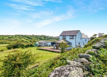 Thumbnail 4 bed detached house for sale in Llaneilian, Amlwch, Anglesey, Sir Ynys Mon