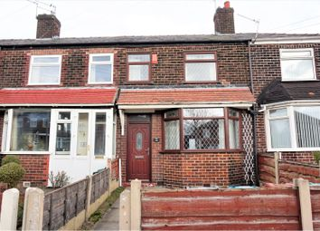 Thumbnail 2 bed terraced house for sale in Morse Road, Manchester