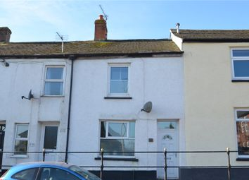 Thumbnail 2 bed terraced house for sale in Exeter Road, Cullompton, Devon