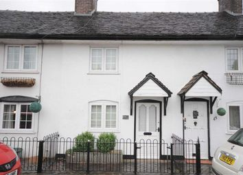 Thumbnail 1 bed cottage to rent in Longton Road, Barlaston, Stoke-On-Trent