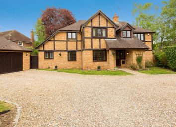 Thumbnail 5 bedroom detached house for sale in The Ridings, Maidenhead