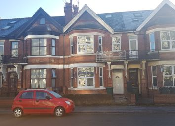 Thumbnail Studio to rent in Albany Road Flat 4, Coventry