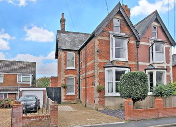 Thumbnail 5 bed semi-detached house for sale in Junction Road, Andover