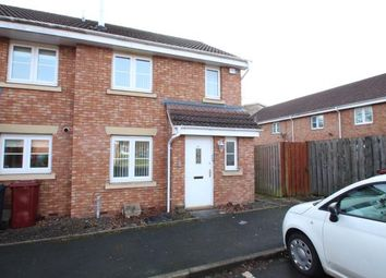 Thumbnail 3 bedroom end terrace house for sale in Copperwood Wynd, Hamilton, South Lanarkshire