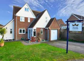 Thumbnail 4 bed detached house for sale in Whytecliffs, Broadstairs