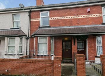 Thumbnail 2 bed terraced house for sale in Park Road, Colwyn Bay, Conwy, North Wales