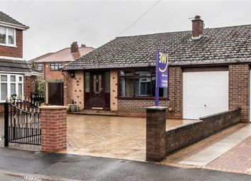 Thumbnail 3 bedroom semi-detached bungalow for sale in Romford Avenue, Leigh, Lancashire
