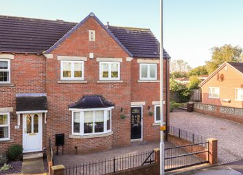Thumbnail 3 bed semi-detached house for sale in Canal Lane, Lofthouse, Wakefield