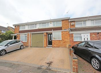 Thumbnail 3 bed terraced house for sale in Woollett Road, Grove Park, Sittingbourne, Kent