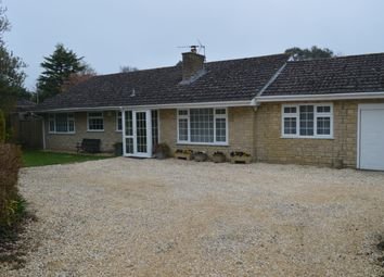 Thumbnail 3 bed detached bungalow for sale in Wonston, Hazelbury Bryan, Sturminster Newton