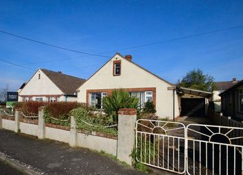 Thumbnail 3 bed detached bungalow for sale in Windmill Hill Road, Glastonbury