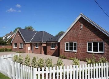 Thumbnail 3 bedroom bungalow to rent in The Street, Alburgh, Harleston