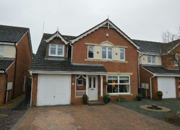 Thumbnail 5 bed detached house for sale in Jubilee Drive, Earl Shilton, Leicester