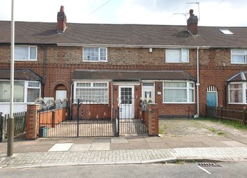 Thumbnail 2 bed town house for sale in Rotherby Avenue, Belgrave, Leicester