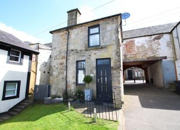 Thumbnail 4 bed terraced house for sale in Kirk Street, Strathaven, South Lanarkshire, .