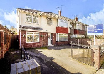Thumbnail 4 bed semi-detached house for sale in Lisburn Lane, Old Swan, Liverpool