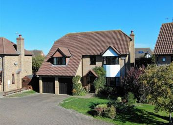 4 bed detached house for sale in Lynmouth Crescent, Furzton, Milton Keynes MK4
