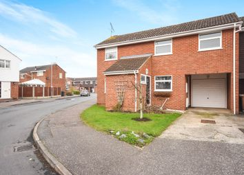 Thumbnail 3 bed semi-detached house for sale in Saddle Rise, Springfield, Chelmsford