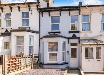 Thumbnail 2 bed terraced house to rent in Harold Road, Hastings
