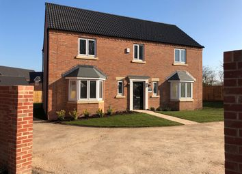 """Thumbnail 4 bed detached house for sale in """"The Longleat """" at Newlands, Retford"""